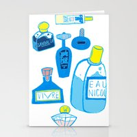 Fragrance Stationery Cards
