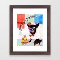 (CYRUS) Prince Des Bonbo… Framed Art Print