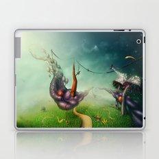 Freedom Fields Laptop & iPad Skin