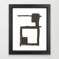 Chair Framed Art Print