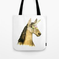 ICE CREAM UNICORN Tote Bag
