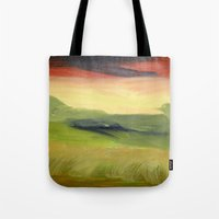 Fields Of Grain Tote Bag
