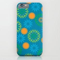 Spikey Flower Calm iPhone 6 Slim Case