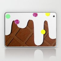 Ice-cream Papercut Laptop & iPad Skin