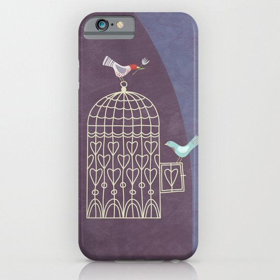 Leaving the Birdcage iPhone & iPod Case