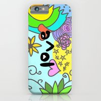 iPhone & iPod Case featuring Love by gottalovedrawing