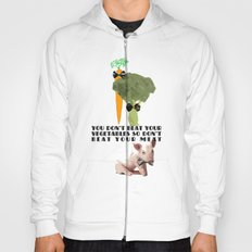don't beat your meat. Hoody