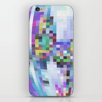 Pixelation  iPhone & iPod Skin