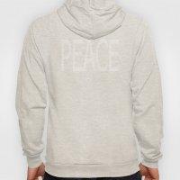 Peace Is Always Beautifu… Hoody
