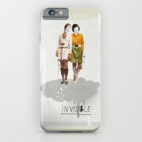 Invisible   Collage iPhone 6 Slim Case