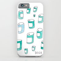 iPhone & iPod Case featuring BEERS! by jef logsdon
