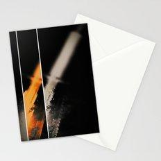 Retro light Stationery Cards