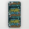 DON'T COMPARE YOURSELF TO STRANGERS ON THE INTERNET iPhone & iPod Skin