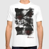 Ransom Mens Fitted Tee White SMALL