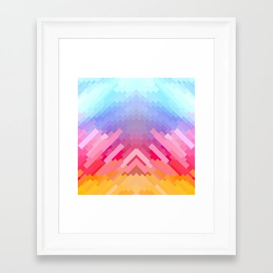 Dus25 Framed Art Print