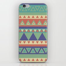 Aztec 1# iPhone & iPod Skin