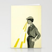 Observing Stationery Cards