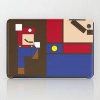 Let's Go Minimal! iPad Case