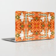 Abstract Kaleidoscope Of… Laptop & iPad Skin