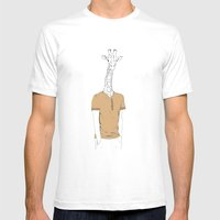 Wild Nothing III Mens Fitted Tee White SMALL