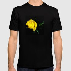 Embrace Our Friendship Mens Fitted Tee Black SMALL