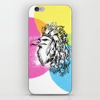 Handful Eagle iPhone & iPod Skin