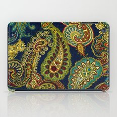 Floral Paisley Pattern 05 iPad Case