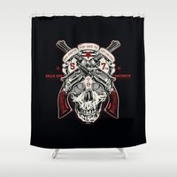 Firefly 57th Brigade Mal… Shower Curtain