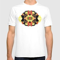 Totem 1, 2015 Mens Fitted Tee White SMALL