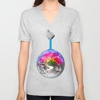 Canopy Of Color Unisex V-Neck