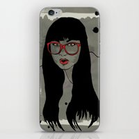 Never Met A Hipster That… iPhone & iPod Skin