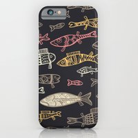 iPhone & iPod Case featuring Kalat pattern by Hanna Ruusulampi