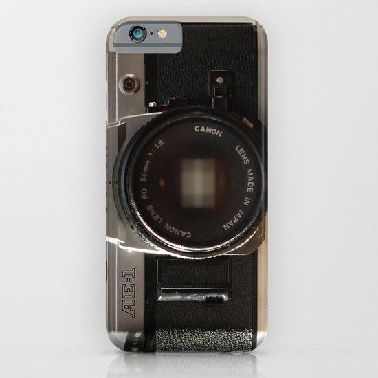 film camera  iPhone & iPod Case
