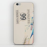 route 66 ... iPhone & iPod Skin