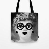 Modern Molly Tote Bag