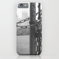 iPhone & iPod Case featuring so. wet in central park... by Chernobylbob