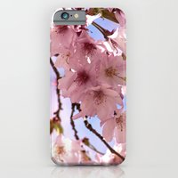 iPhone & iPod Case featuring Spring Blossom (color) by Shy Photog
