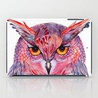 Owla owl iPad Case