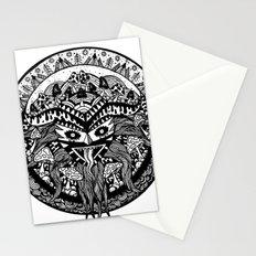Shamandala Stationery Cards