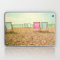Deckchairs Laptop & iPad Skin
