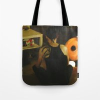 The Girl with the Dragon Tattoo: Lisbeth Salander Tote Bag