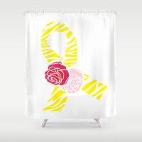 Endometriosis Awareness … Shower Curtain