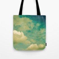 Cloud Study 1 Tote Bag