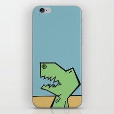 Dino Time  iPhone & iPod Skin