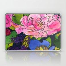 French Lavender & Roses Laptop & iPad Skin