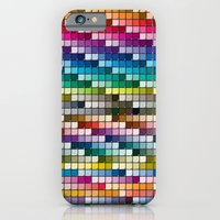 Color Chart iPhone 6 Slim Case