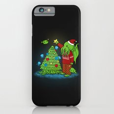 Cthulhu's Happy Holidays iPhone 6s Slim Case