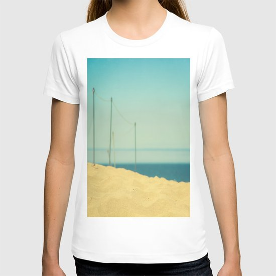 Beach Fence T-shirt