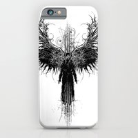 Particles and Angels iPhone 6 Slim Case