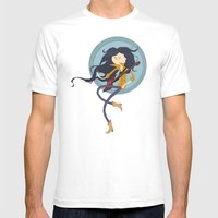 Marcy  fanart  Mens Fitted Tee White SMALL